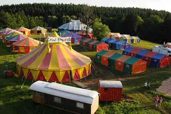 European Circus Youth Camp